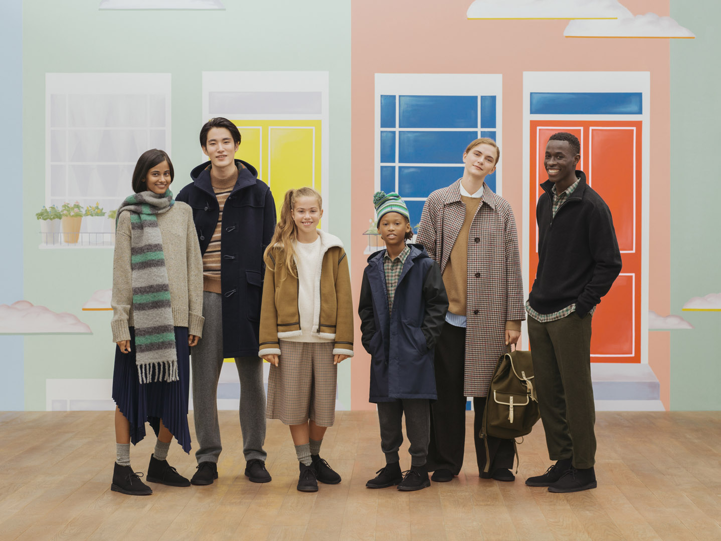 2020 Fall/Winter UNIQLO and JW ANDERSON Collection